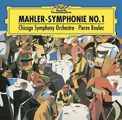 Mahler- 1ère symphonie Boulez-1