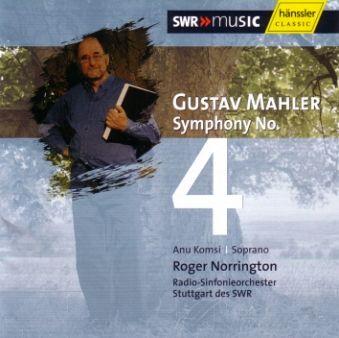 mahler - Gustav Mahler : 4ème symphonie Norrington-4
